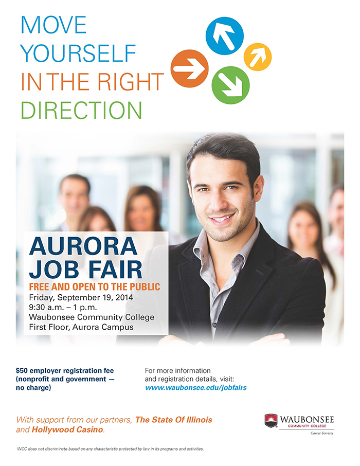Aurora Job FairR