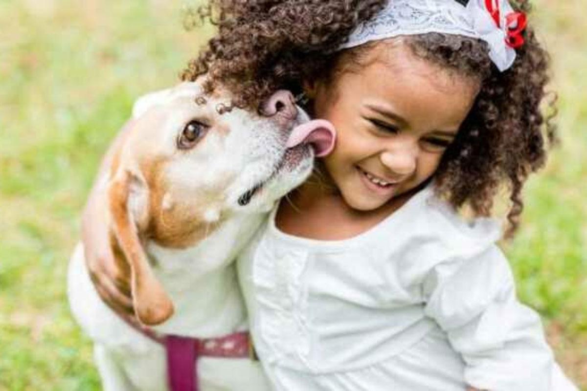 girl dog 080621